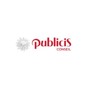 Logo Publicis Conseil